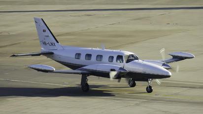 HB-LNX - Private Piper PA-31T Cheyenne