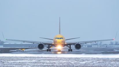G-DHLH - DHL Cargo Boeing 767-300F