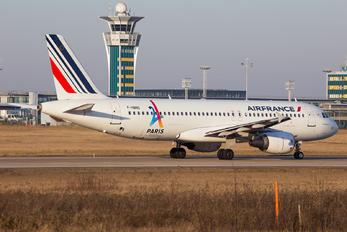 F-HBNC - Air France Airbus A320