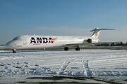 UR-CPB - Anda Air McDonnell Douglas MD-83 aircraft