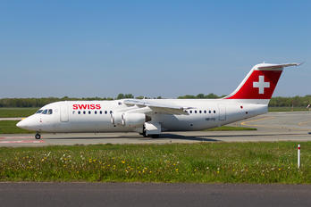 HB-IYQ - Swiss British Aerospace BAe 146-300/Avro RJ100
