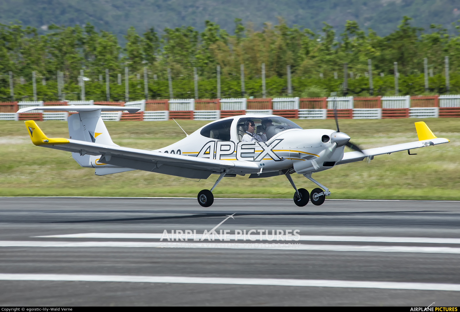 APEX Flight Academy B-88003 aircraft at Taitung/Taidong Airport