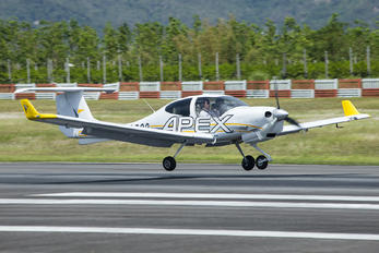 B-88003 - APEX Flight Academy Diamond DA 40 NG Diamond Star