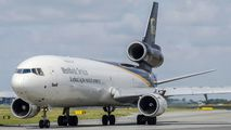 N250UP - UPS - United Parcel Service McDonnell Douglas MD-11F aircraft