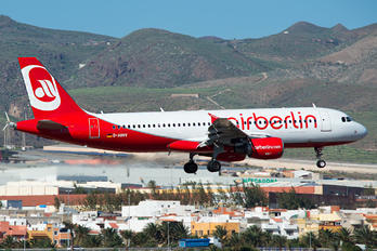 D-ABNV - Air Berlin Airbus A320