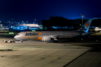VH-VKF - Jetstar Airways Boeing 787-8 Dreamliner