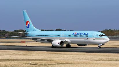 HL7704 - Korean Air Boeing 737-900