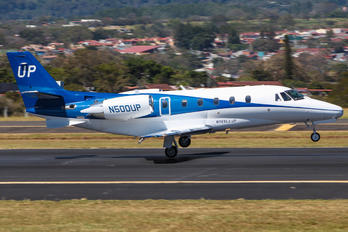 N500UP - Private Cessna 560XL Citation Excel
