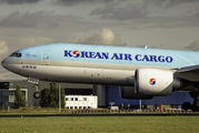 HL8075 - Korean Air Cargo Boeing 777F aircraft
