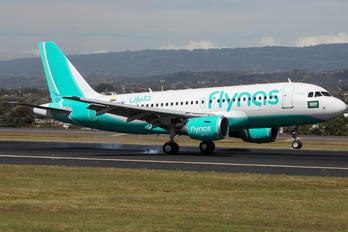 HC-CKM - Flynas Airbus A319