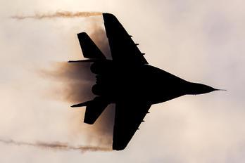 "14 - Russia - Air Force ""Strizhi"" Mikoyan-Gurevich MiG-29UB"