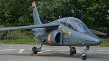 E7 - France - Air Force Dassault - Dornier Alpha Jet E aircraft