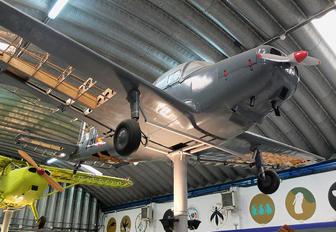 L.8C-44 - Spain - Air Force AISA  I-11B