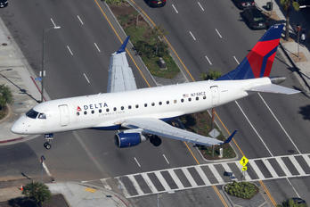 N748CZ - Delta Connection - Compass Airlines Embraer ERJ-170 (170-100)