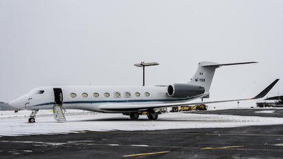M-YSIX - Private Gulfstream Aerospace G650, G650ER