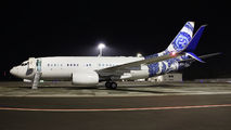 N737ER - Private Boeing 737-700 BBJ aircraft