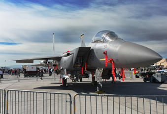 90-0239 - USA - Air Force Boeing F-15E Strike Eagle