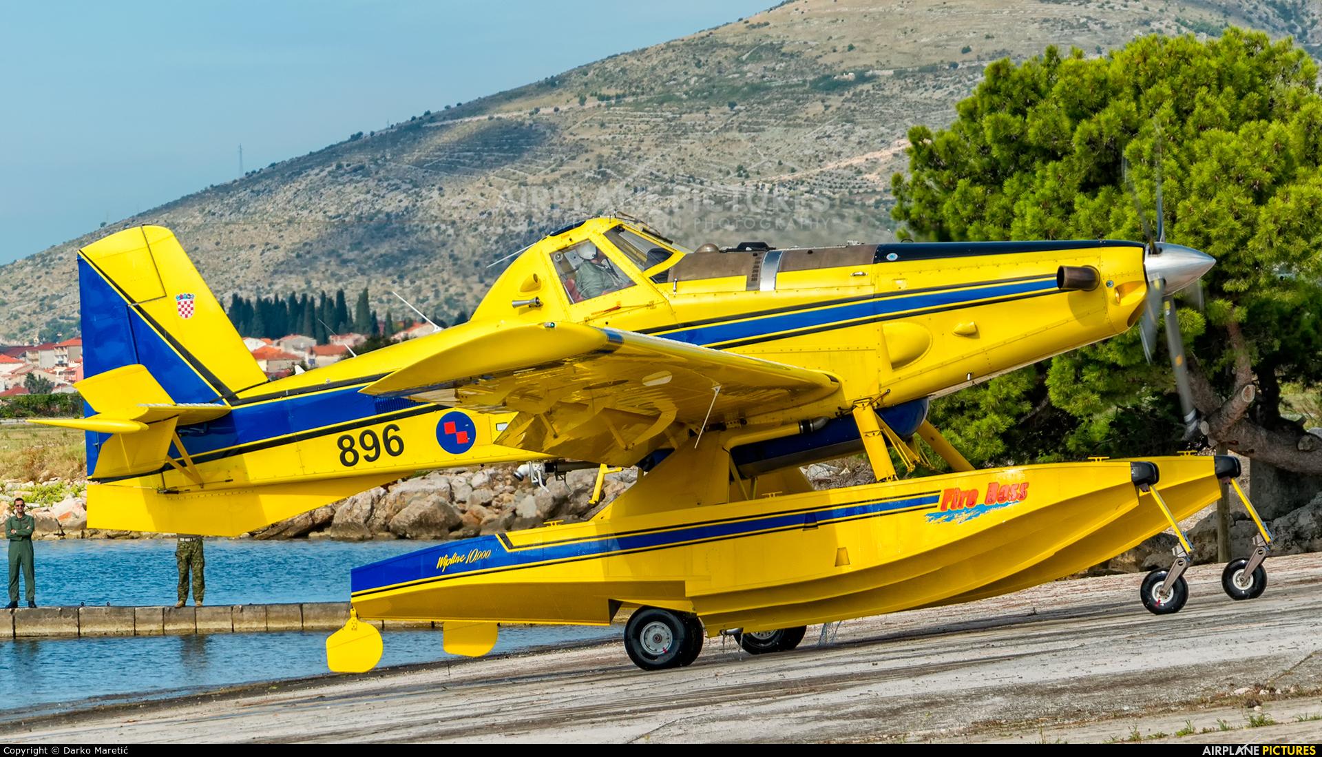Croatia - Air Force 896 aircraft at Divulje