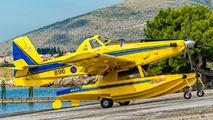 896 - Croatia - Air Force Air Tractor AT-802 aircraft
