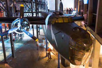 44-10395 - Museum of Polish Army Consolidated B-24 Liberator