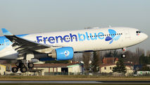 F-HPUJ - French Blue Airbus A330-300 aircraft