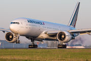 F-GSPF - Air France Boeing 777-200ER aircraft