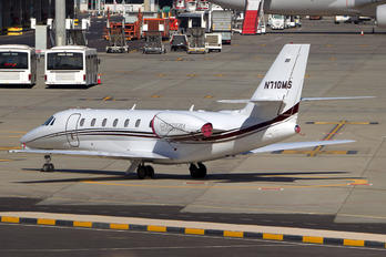 N710MS - Private Cessna 680 Sovereign