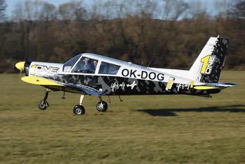 OK-DOG - Private Zlín Aircraft Z-43