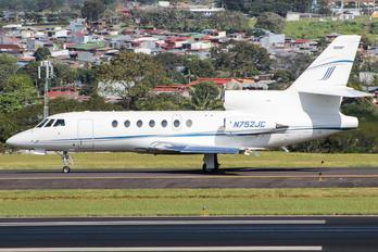 N742JC - Private Dassault Falcon 50