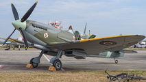 MJ979 - Private Supermarine Spitfire Mk.IX aircraft