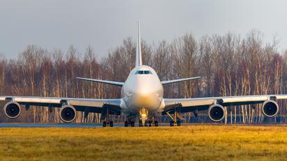 N407KZ - Atlas Air Boeing 747-400F, ERF