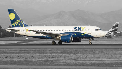 CC-AFX - Sky Airlines (Chile) Airbus A319