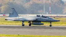 AE.9-001 - Spain - Air Force CASA-Northrop  SF-5B(M) Freedom Fighter aircraft