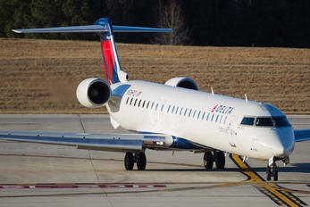 N316PQ - Delta Connection Canadair CL-600 CRJ-900