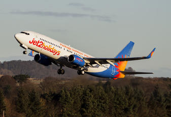 G-JZHE - Jet2 Boeing 737-800