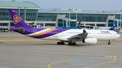 HS-TBF - Thai Airways Airbus A330-300