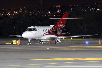N356SR - Private Hawker Beechcraft 800