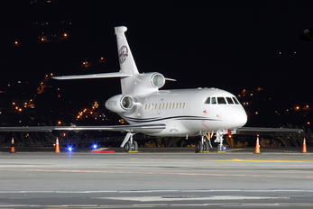 N727GW - Private Dassault Falcon 900 series