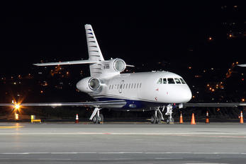 N716BH - Private Dassault Falcon 900 series