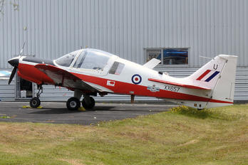 ZK-WUF - Royal Air Force Scottish Aviation Bulldog T.1