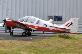 ZK-WUF - Royal Air Force Scottish Aviation Bulldog T.1