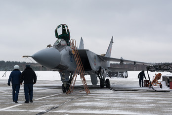 87 - Russia - Air Force Mikoyan-Gurevich MiG-31 (all models)