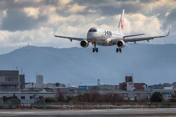JA211J - J-Air Embraer ERJ-170 (170-100)