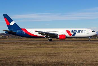 VQ-BUO - AzurAir Boeing 767-300ER