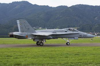15-33 - Spain - Air Force McDonnell Douglas F-18C Hornet