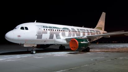 N932FR - Frontier Airlines Airbus A319