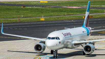 D-AEWC - Eurowings Airbus A320