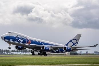 YQ-BWW - Air Bridge Cargo Boeing 747-400F, ERF