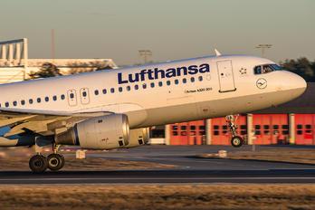 D-AIQA - Lufthansa Airbus A320