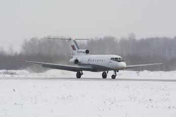 RA-87908 - Aerolimousine Airline Yakovlev Yak-40